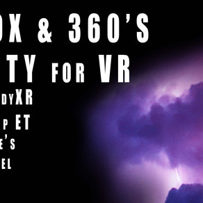 Skybox and 360's