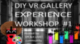 Facebook VR Gallery Workshop event thumb