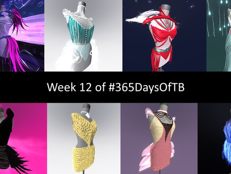 Week 12 of #365DaysOfTB – Women's Apparel