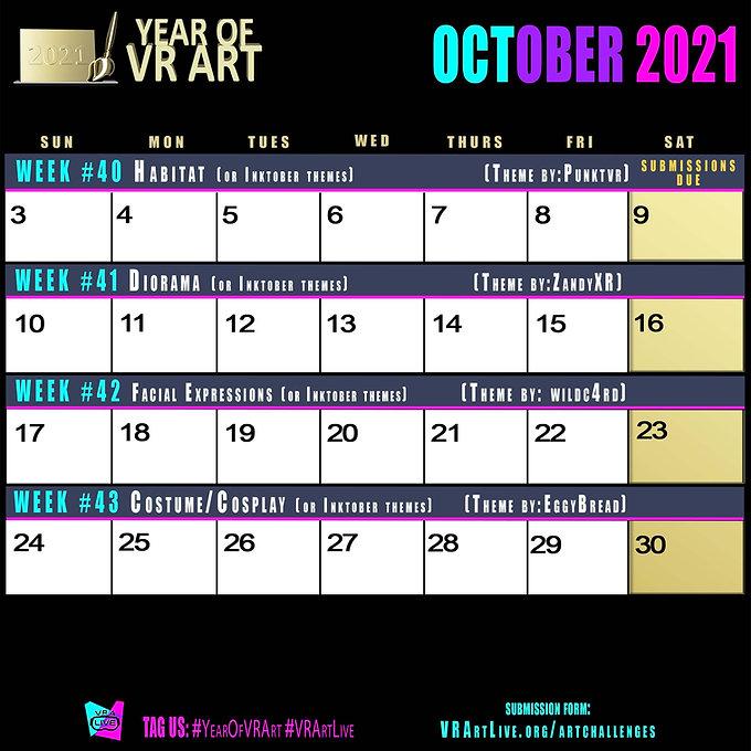 October 2021