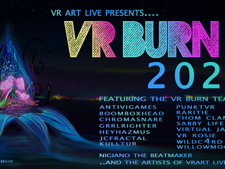 VR BURN 2020