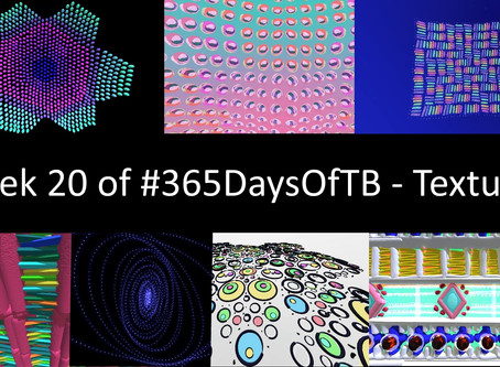 Week 20 of #365DaysOfTB – Patterns/Textures