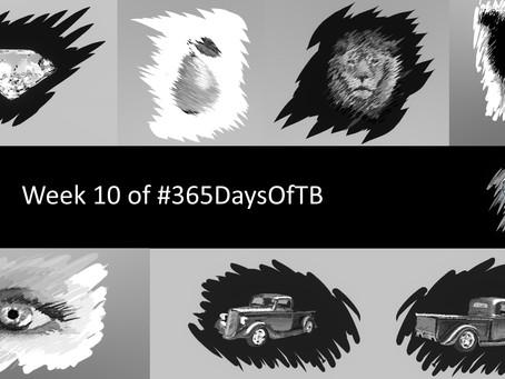 Week 10 of #365DaysOfTB – Sketchy Objects