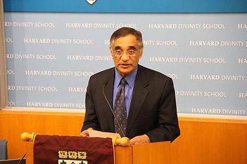 Photo of Dr. Ali Asani