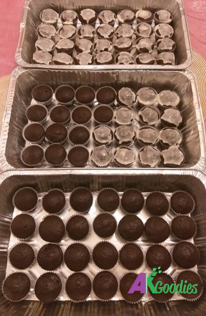 Chocolate Muffins - Fund Raising