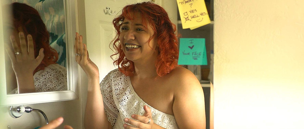 Yvelisse Cedrez stars as Bella, a trepidatious bride on the eve of her wedding day.