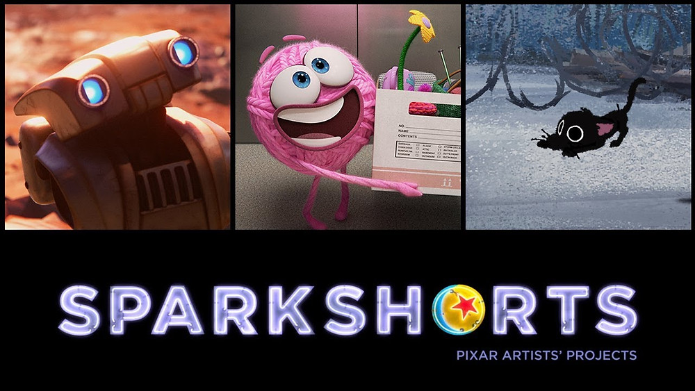 Sparkshorts: Artists' Projects