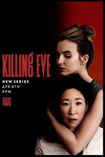 """Killing Eve"" (2018) 