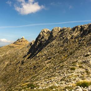 """Mallorca - erste Bergtour - """"Penyal des Migdia"""""""