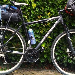 erste Fahrradtour - über den Vennbahnweg zum Rursee - Draussentyp auf zwei Rädern