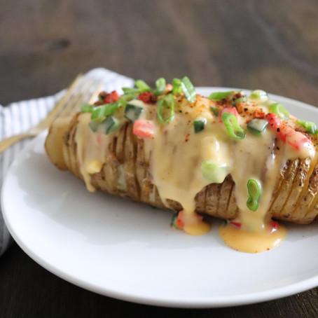Queso Fundido Potatoes
