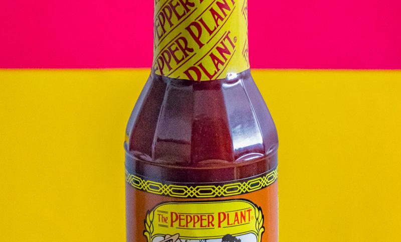 Pepper Plant BBQ Sauce