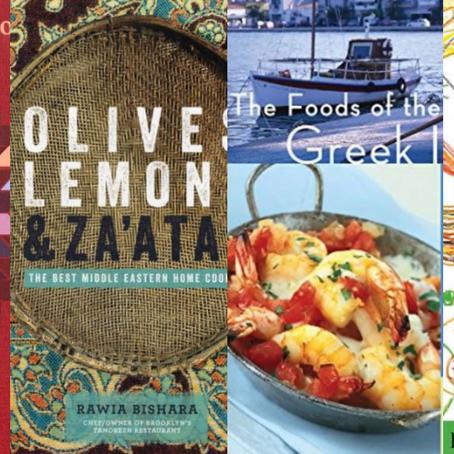 Our Favorite Mediterranean Cookbooks