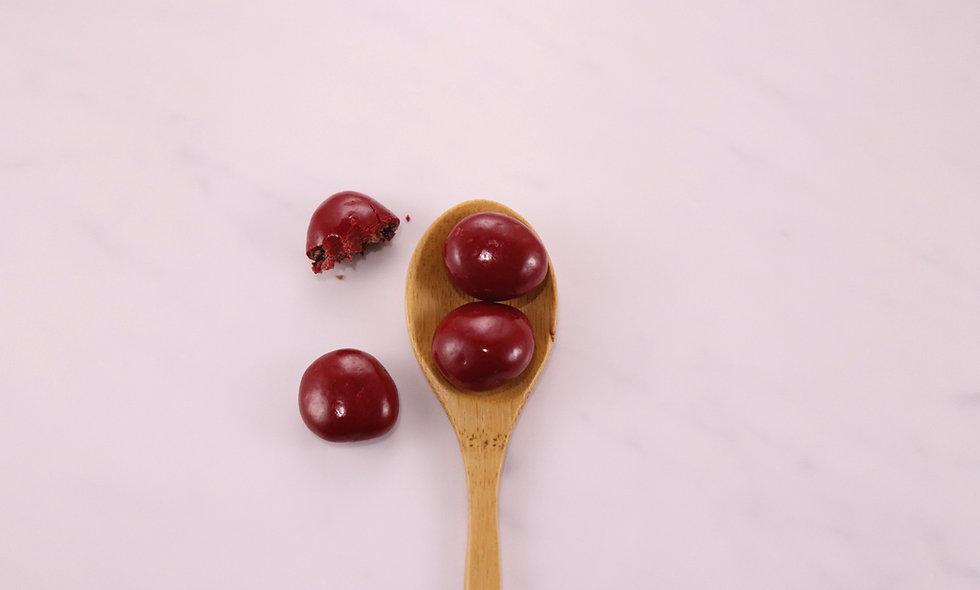 Pinot Noir Chocolate Covered Cherries