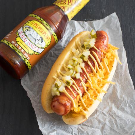 BBQ Bacon Dog