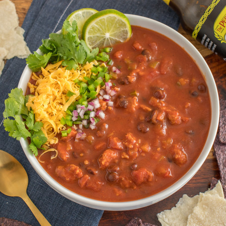 Chipotle Chorizo Chili