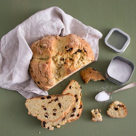 Sea Salt and Olive Oil Soda Bread