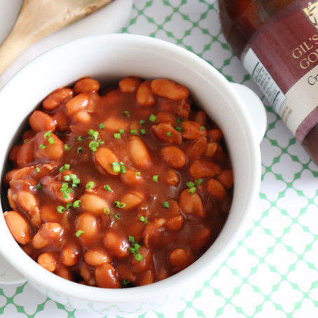 Smoky and Spicy BBQ Beans