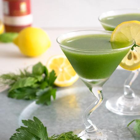 Verde Vodka Martini