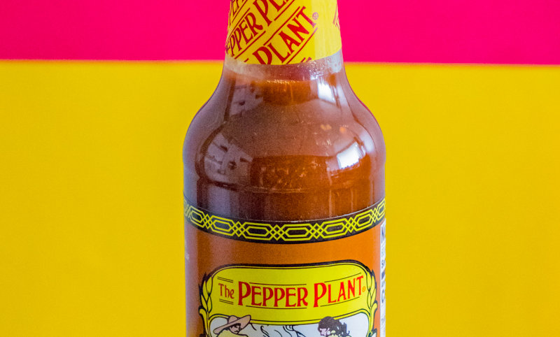 Pepper Plant Original California Style Pepper Sauce