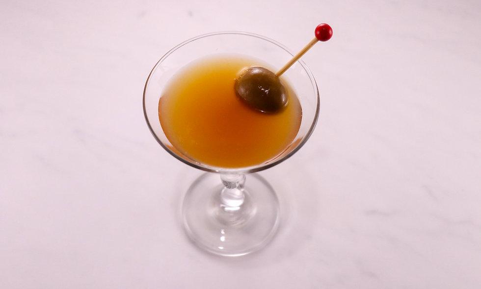 Lemon Dirty Martini Mix