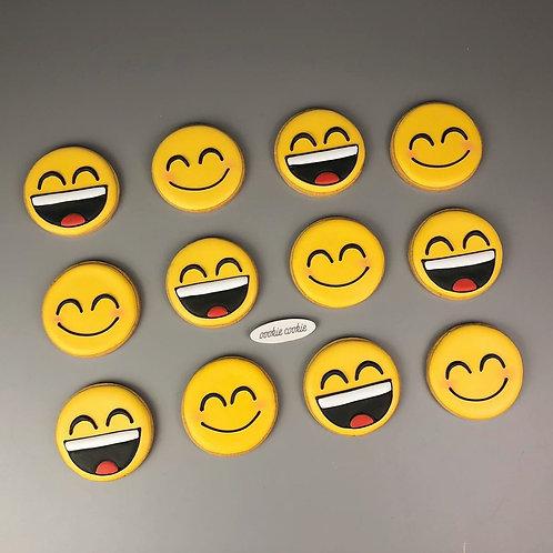 Emoji Cookie - 740