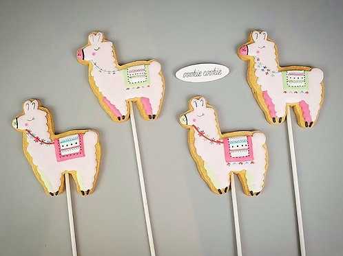 Llama Cookie - 759