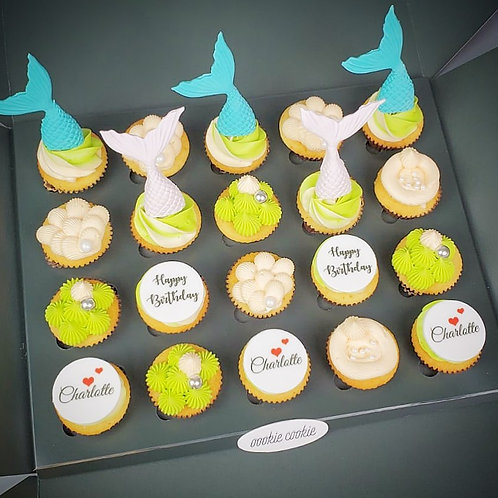 Mini Cupcakes - 412