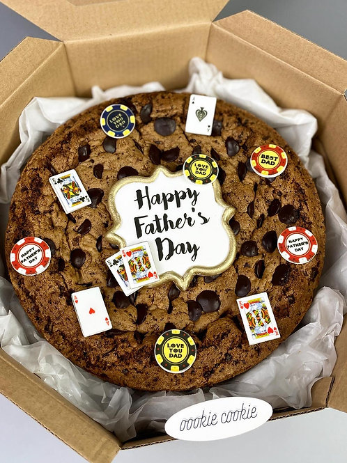 Cookie Cake - Father's Day
