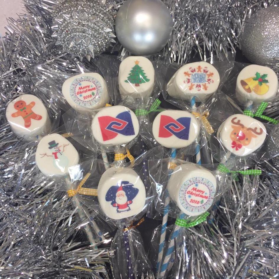 Christmas Mallows for Crystal Group