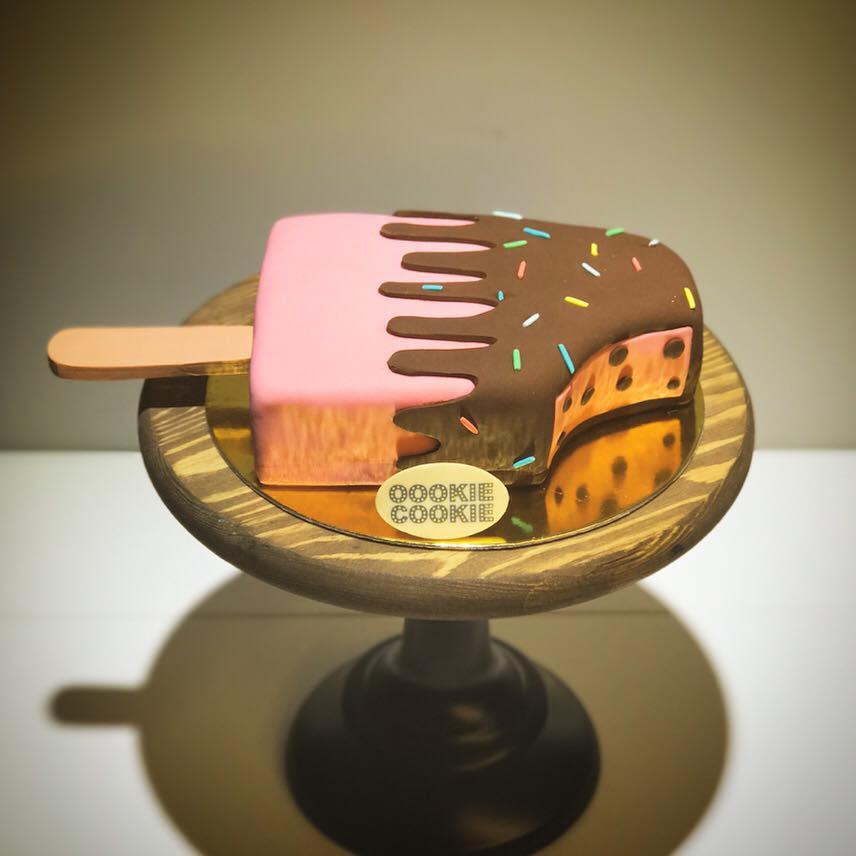Ice Lolli Cake