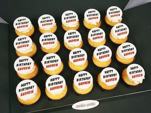 Mini Cupcakes - 410