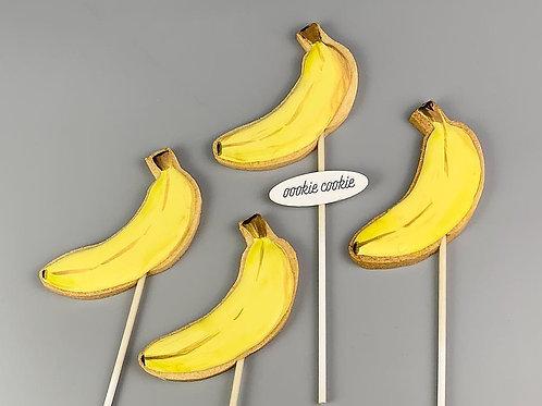 Banana Cookie - 718