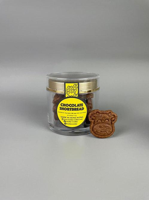 Ox Chocolate Shortbread - 941