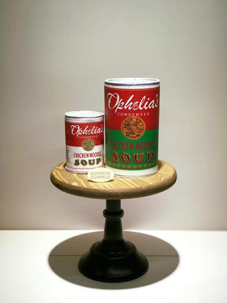 Campbell Soup Cake