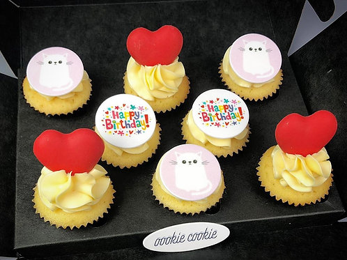Mini Cupcakes - 405