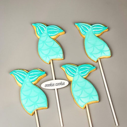 Mermaid Cookie - 756