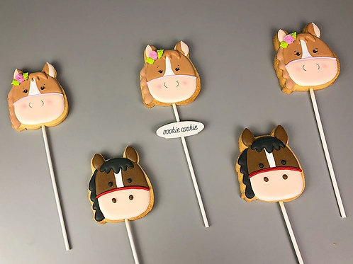 Horse Cookie - 736