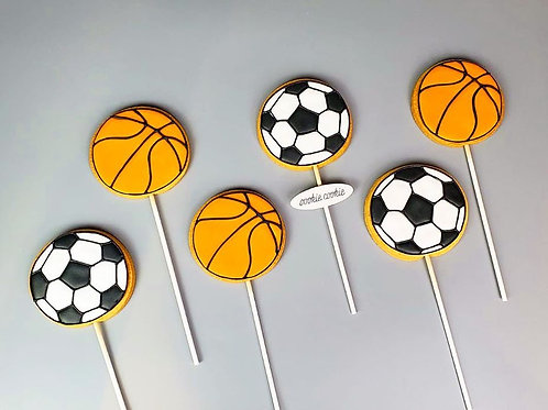 Sports Cookie - 758