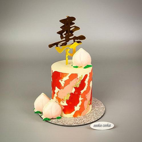 Buttercream Cake - 217