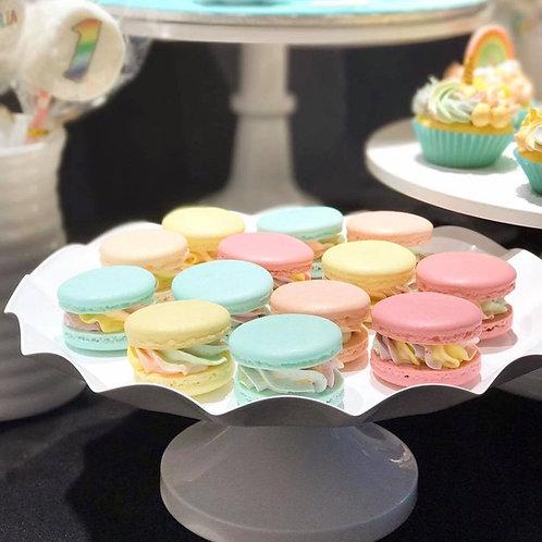 Macaron with Rainbow Buttercream - 604