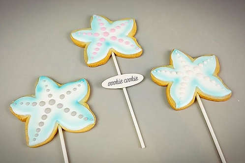 Starfish Cookie - 737