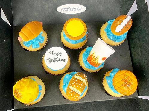Mini Cupcakes - 401