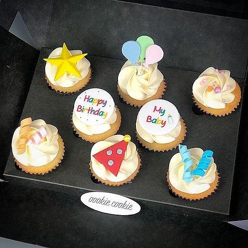 Mini Cupcakes - 402