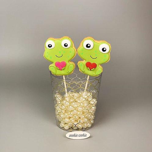 Frog Cookie - 714