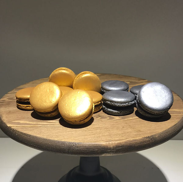 Metallic Macaron