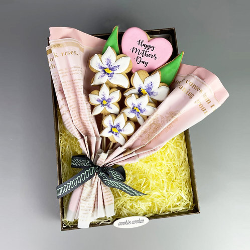 Mother's Day Cookie Set - M12 Purple
