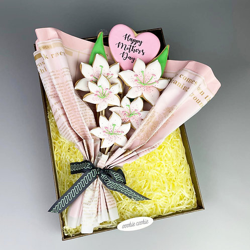 Mother's Day Cookie Set - M11 Pink