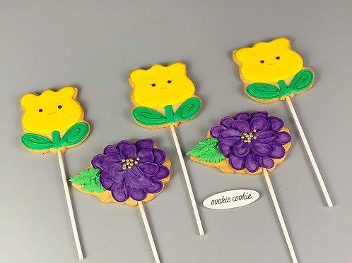 Flower Cookie - 746