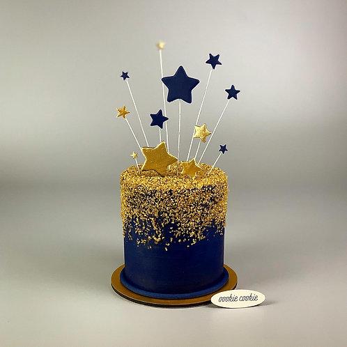 Fondant Cake - 331